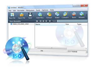 WinISO - Imagem 2 do software