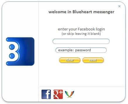 Blueheart Messenger
