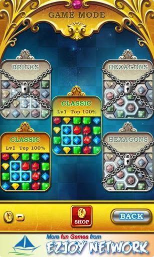 Jewels Maze 2 - Imagem 2 do software