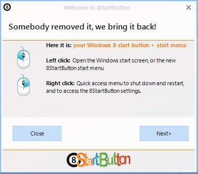 8StartButton - Imagem 2 do software