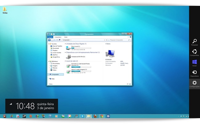 Windows 7 Style for Windows 8 Pro - Imagem 1 do software