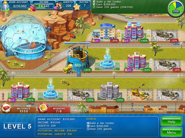 Hotel Mogul: Las Vegas - Imagem 1 do software