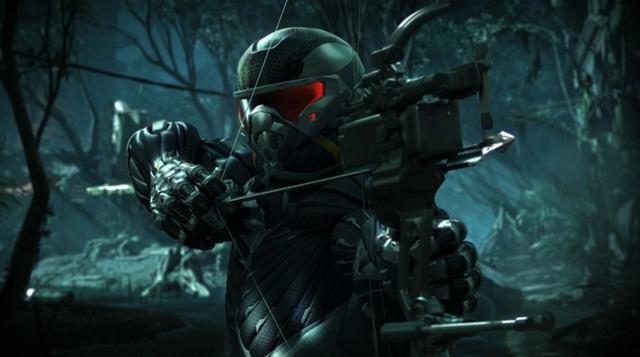 Crysis 3 DEMO.