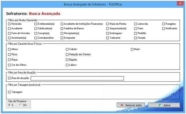 PolOffice - Imagem 3 do software