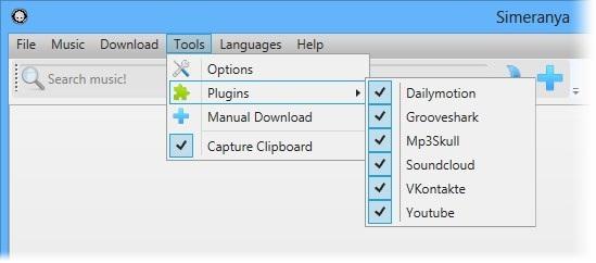 Simeranya - Imagem 3 do software