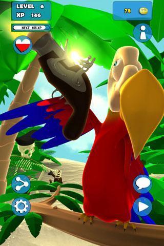 Panic Parrot - Imagem 2 do software