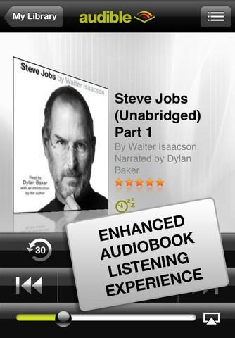 Audiobooks from Audible - Imagem 2 do software