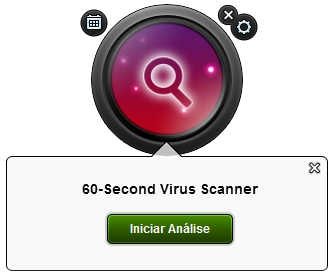 Bitdefender 60-Second Virus Scanner - Imagem 1 do software