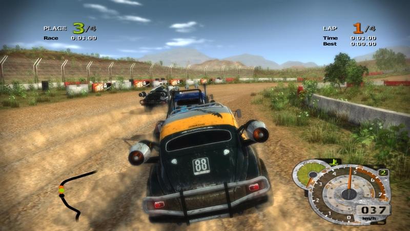 Turbo Rally Racing.