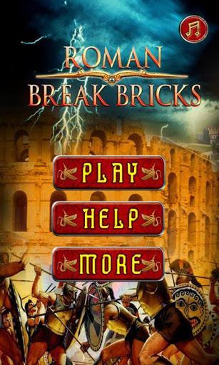 Roman Break Bricks - Imagem 1 do software