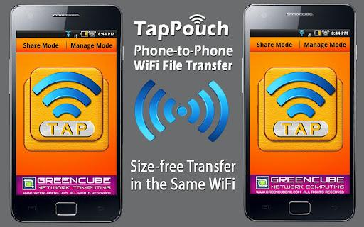 WiFi File Transfer for Phone - Imagem 1 do software