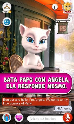Talking Angela - Imagem 1 do software