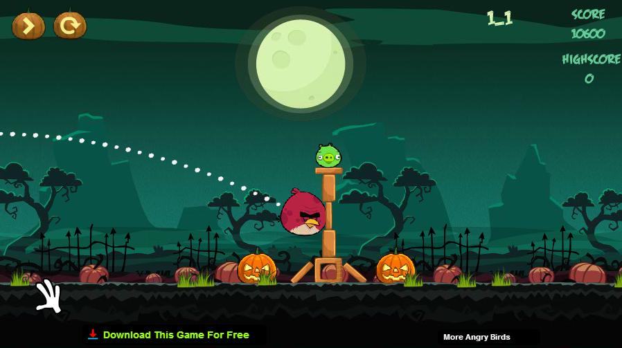 Angry birds halloween 2 games is online gambling illegal in oklahoma