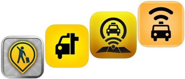 e512fb3879ff Se você ainda não utiliza um aplicativo de celular para chamar táxis, pode  ter certeza de que em pouco tempo eles estarão em seu aparelho e serão ...