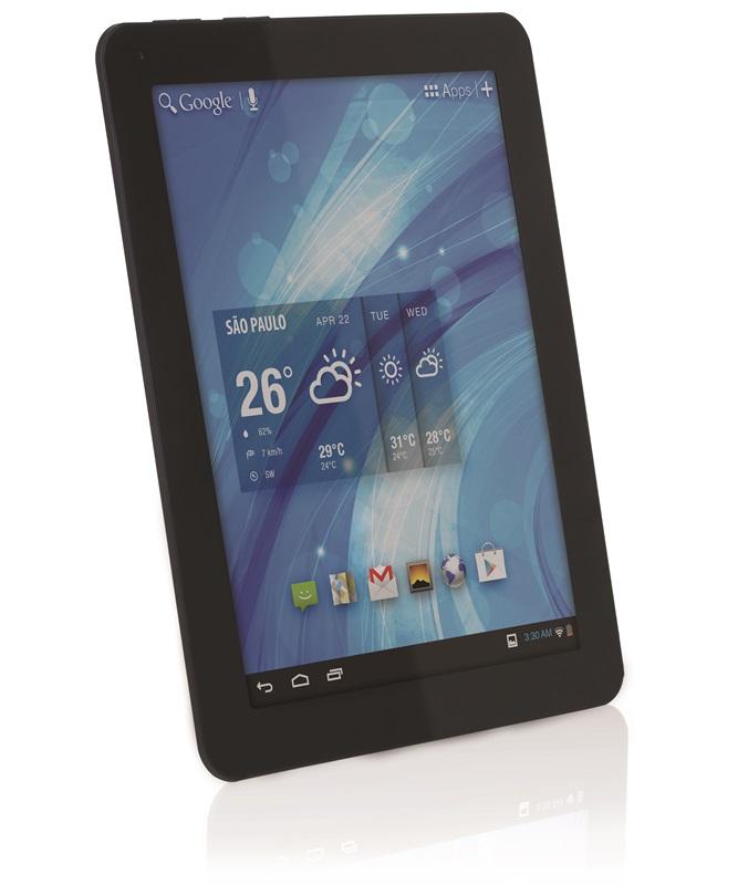 """Tectoy lança o Glow, tablet de 9,7"""" que custa R$ 749 ..."""
