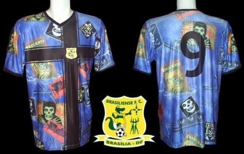 3e061c46d6547 18 camisas bizarras de times de futebol espalhados pelo mundo - Mega ...