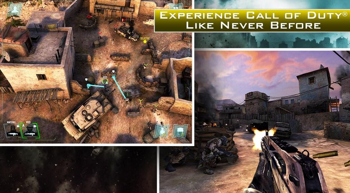 Call of Duty: Strike Steam já está disponível para Android