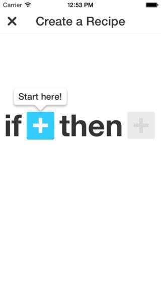 IFTTT - Imagem 1 do software