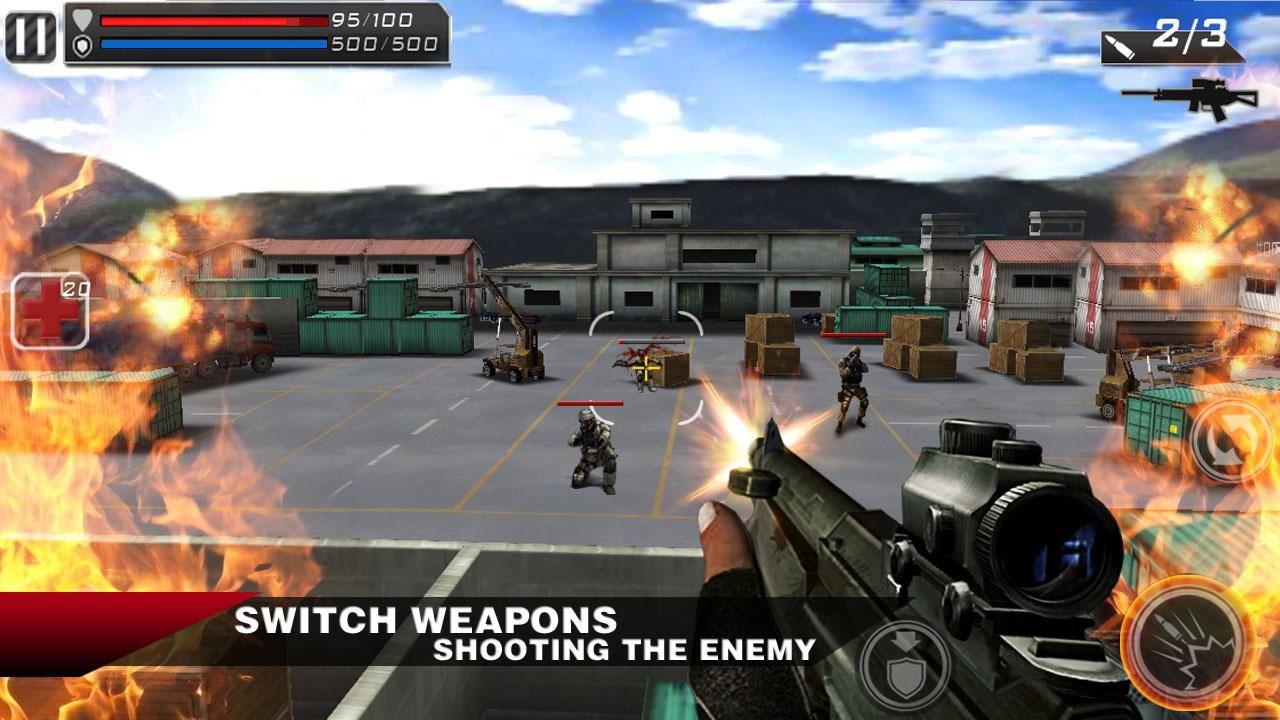 Death Shooter 3D - Imagem 1 do software