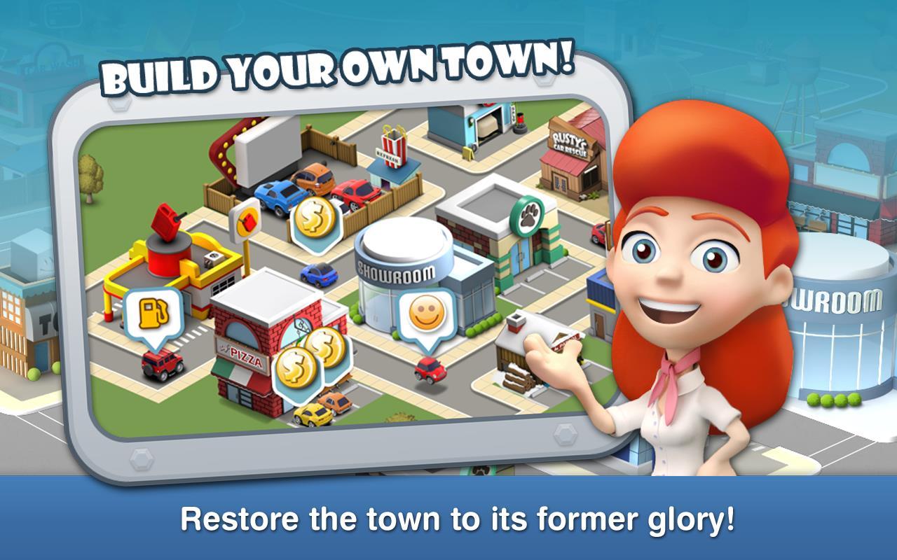 Car Town Streets - Imagem 1 do software