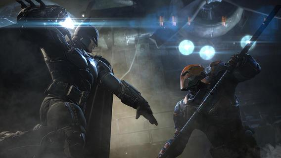 Batman: Arkham Origins - Imagem 1 do software