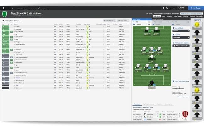 Football Manager 2014 - Imagem 2 do software