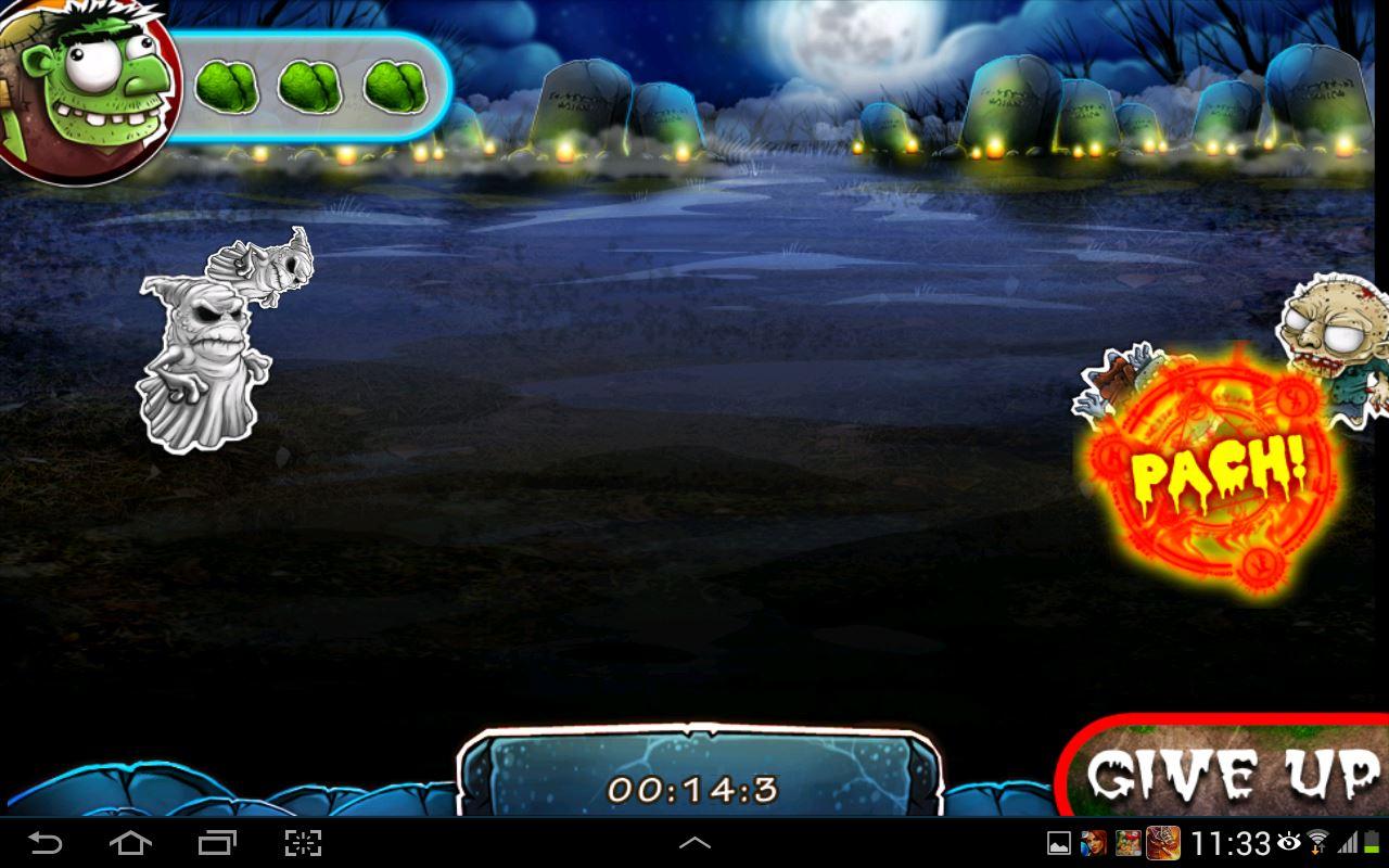 Halloween: Ghosts vs Zombies - Imagem 1 do software