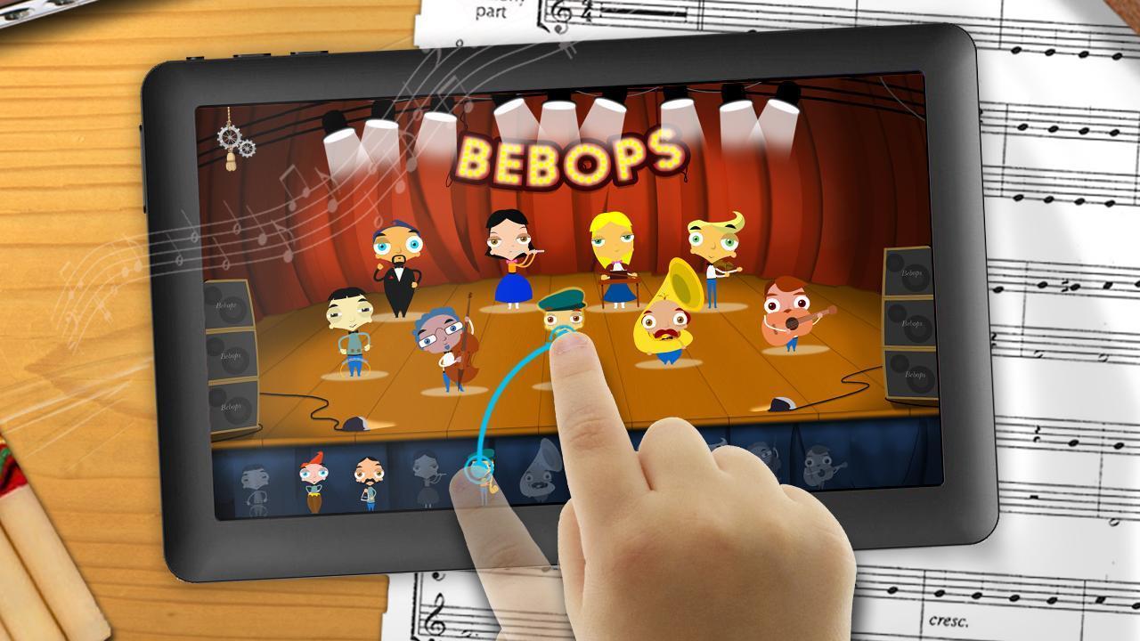 BEBOPS - Crie a sua Banda! - Imagem 1 do software