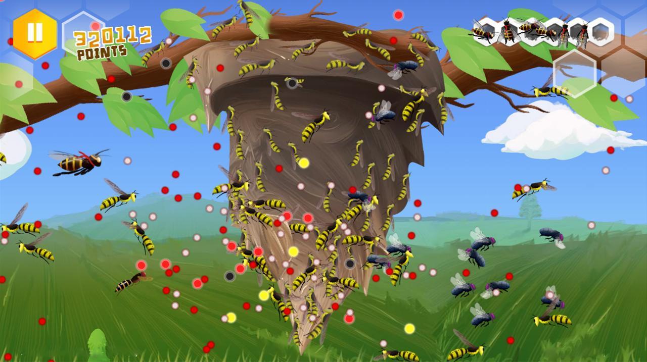Beekyr: Eco Shoot`em up - Imagem 1 do software