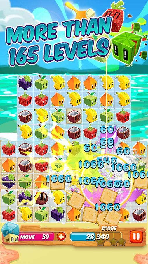 Juice Cubes - Imagem 1 do software