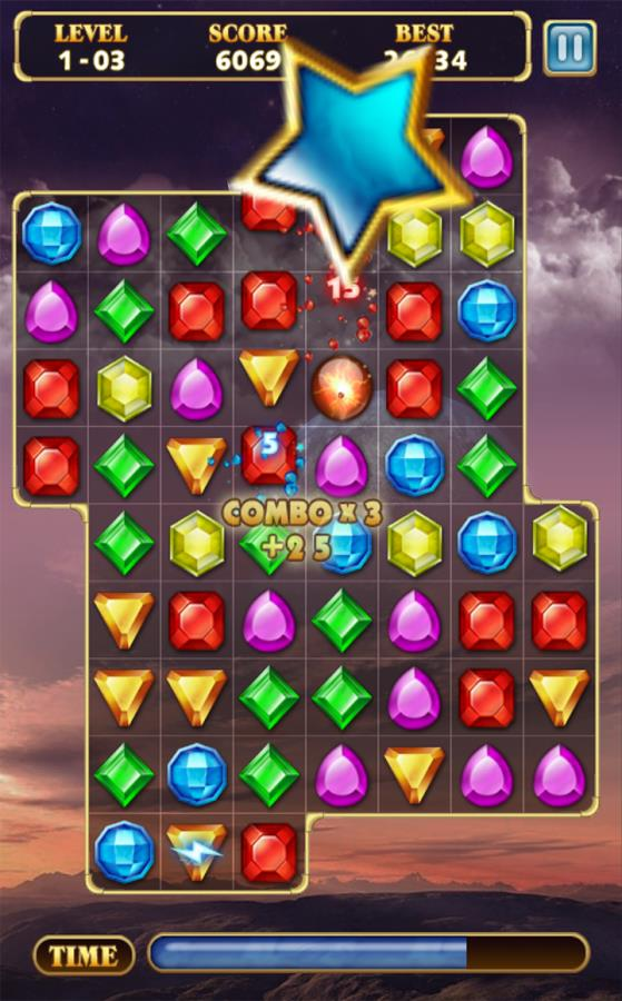 Jewels Star 2 - Imagem 1 do software