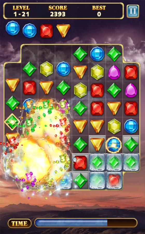Jewels Star 2 - Imagem 2 do software