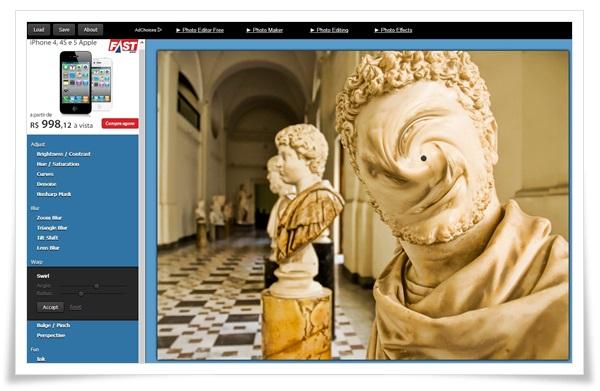 PixFiltre - Imagem 1 do software