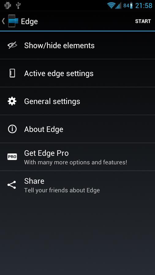 Edge: Quick Actions - Imagem 2 do software