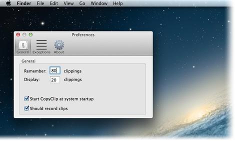 CopyClip - Imagem 2 do software