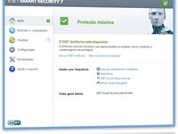 Imagem 1 do ESET Smart Security