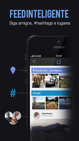 Mobli - Share Photos & Videos! - Imagem 3 do software