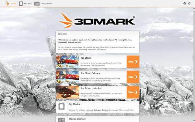 3DMark.
