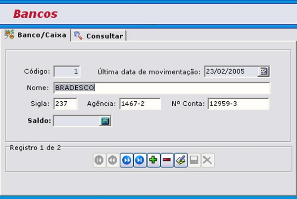 TcMd - Controle de Estoque - Imagem 1 do software