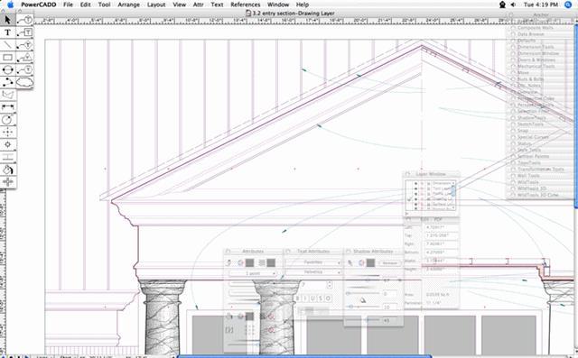 PowerCADD - Imagem 1 do software