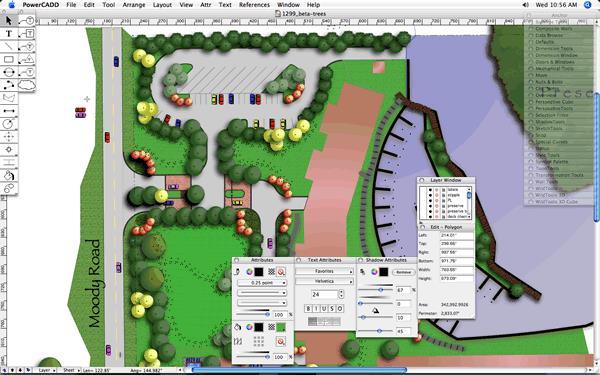 PowerCADD - Imagem 2 do software