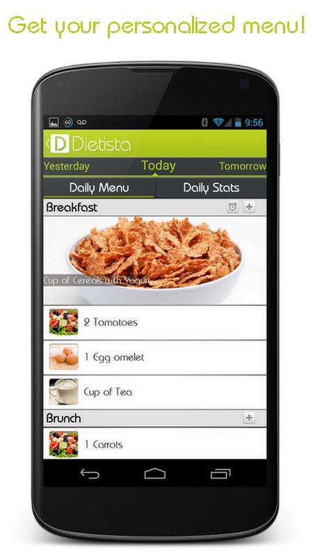 Dietista - Your Nutritionist - Imagem 1 do software