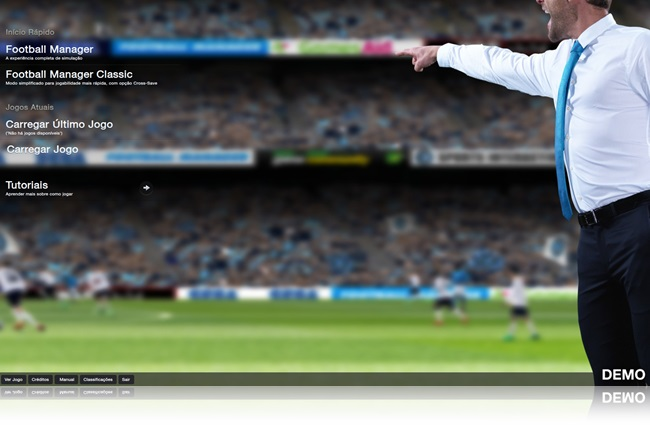 Football Manager 2014 - Imagem 1 do software