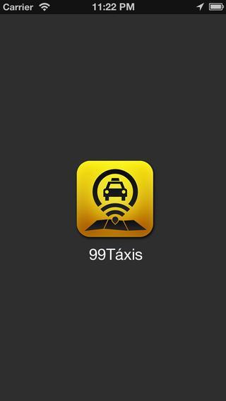 99Taxis - Táxi pelo Celular - Imagem 1 do software