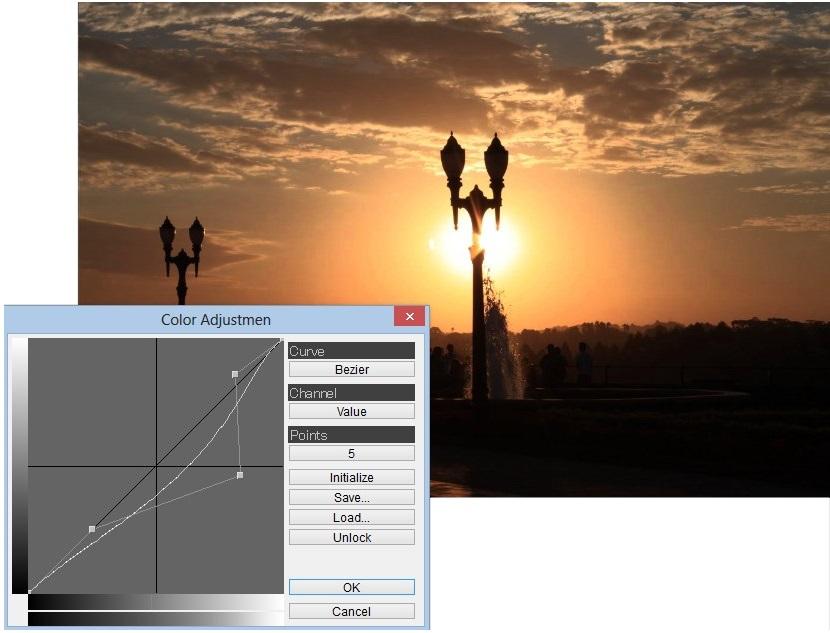Pixia - Imagem 2 do software