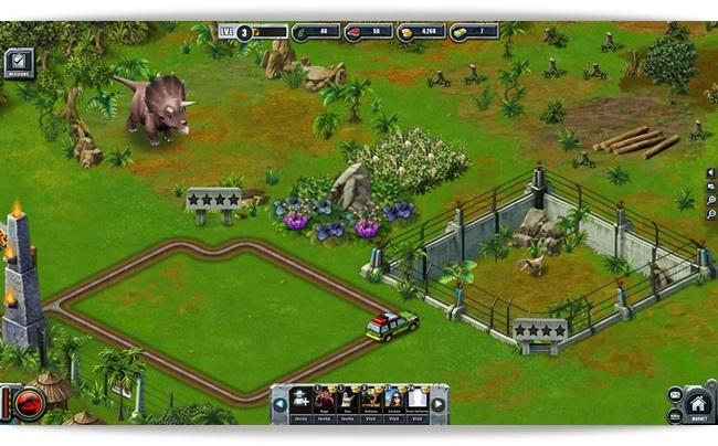 Jurassic Park Builder - Imagem 1 do software