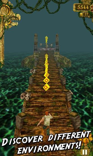 Temple Run - Imagem 2 do software
