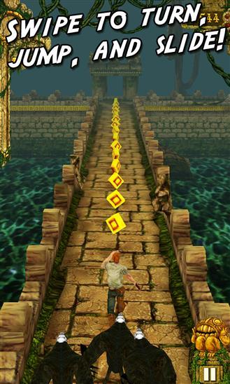 Temple Run - Imagem 3 do software