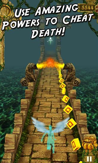 Temple Run - Imagem 4 do software