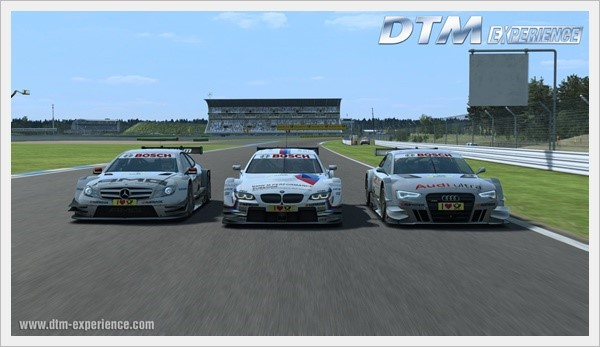 DTM Experience.